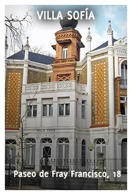 VILLA SOFÍA -MUSEO DE BELLAS ARTES