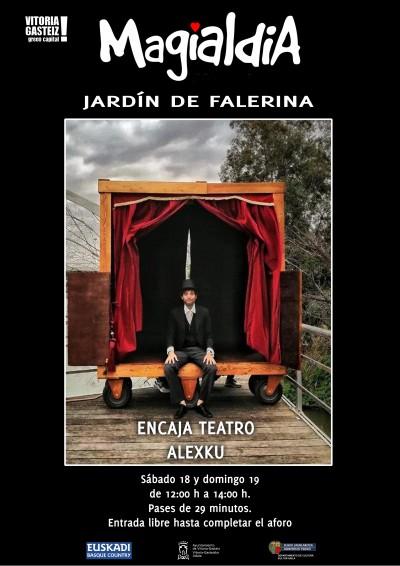 JARDÍN DE FALERINA